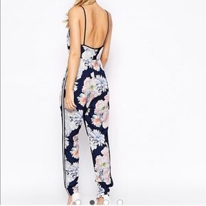 Finders Keepers Pants - Finders Keepers Floral Jumpsuit - NWT medium